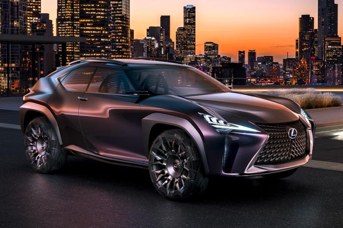 新型SUV レクサスUX200/UX250h 最新情報2018年発売予定!エンジン・価格・安全装備は?