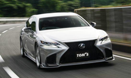 日本車加速速い車5位